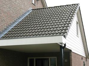 Casadata dakopbouw 1 laags met zadeldak 36 m2 bvo 84 for Bouwkosten per m3