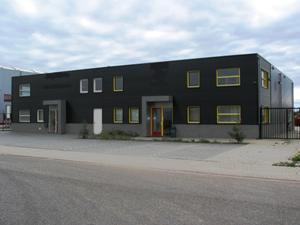 Casadata bouwkosten nieuwbouw bedrijfshal 1 laags met for Bouwkosten per m3