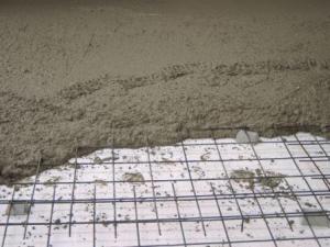 Casadata vloer op zand met isolatie
