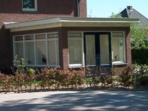 Casadata bouwkosten aanbouw serre 1 laags met plat dak for Bouwkosten per m3