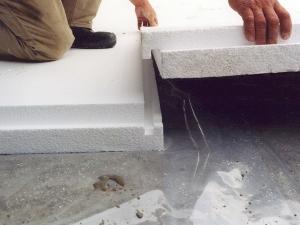Vloer op zand storten beton storten g vloerverwarming en